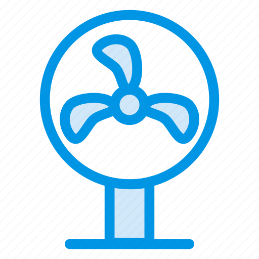 blower, cooler, desk, fan, tablefan, ventilator, wind icon