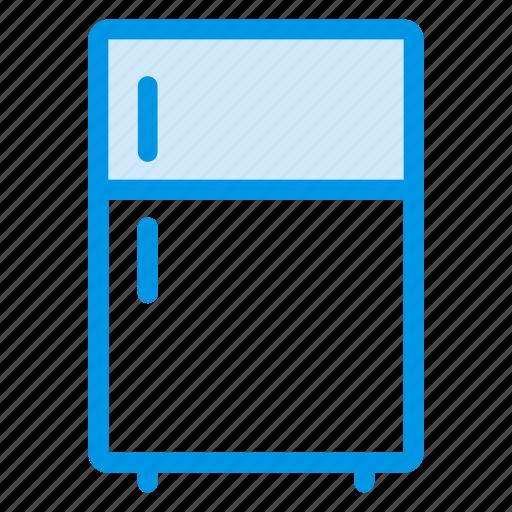 appliances, freezer, fridge, hotel, kitchen, minifridge, refrigerator icon