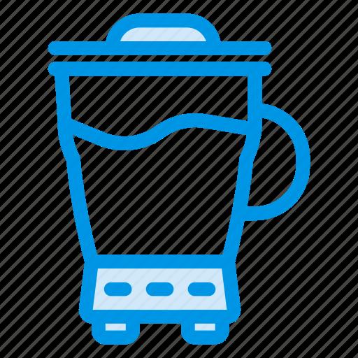 appliances, food, grind, grinder, kitchen, machine, mixer icon