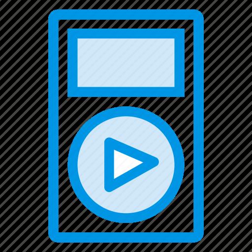 apple, ipod, mp3, music, nano, sound, speakers icon