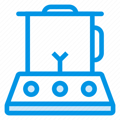 blender, equipment, extractor, juice, juicer, kitchen, mixer icon