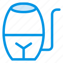 blender, food, juice, juicer, kitchen, mixer, squeezer icon