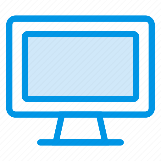 display, lcd, monitor, multimedia, screen, television, tv icon
