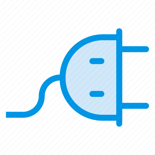 addon, cable, electric, plugin, power, source, teamwork icon