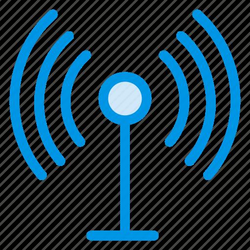 antenna, datasignal, gps, map, satellite, signal, tower icon