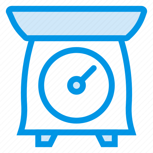 cafe, electric, equipment, machine, scale, weight, weightmachine icon