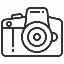 camera, dslr, image, photography, picture icon