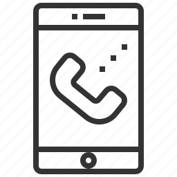 communication, mobile, smartphone icon
