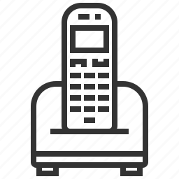 communication, connection, mobile, phone, talk, telephone icon
