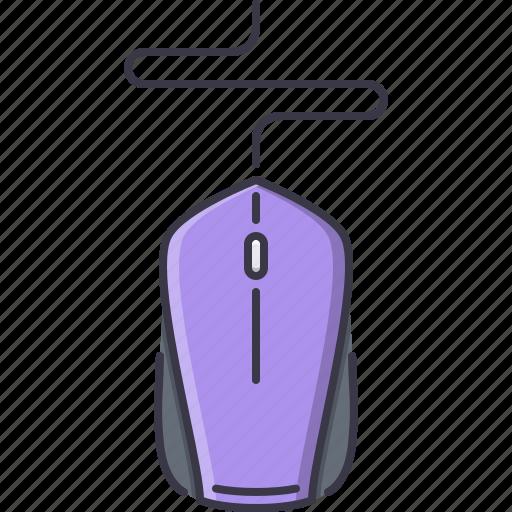 appliances, computer, electronics, gadget, mouse, technology icon