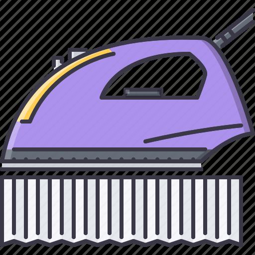 appliances, clothes, electronics, gadget, iron, ironing, technology icon