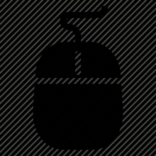 click, computer, control, cursor, devices, mouse, technology icon