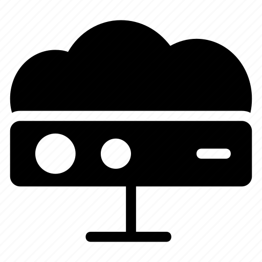 cloud, connection, data, fileserver, proxy, server, storage icon