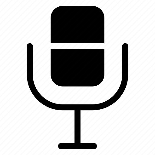 appliances, mic, microphone, multimedia, record, sounds, voice icon