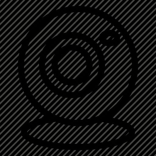 camera, communication, media, movie, multimedia, video, webcam icon