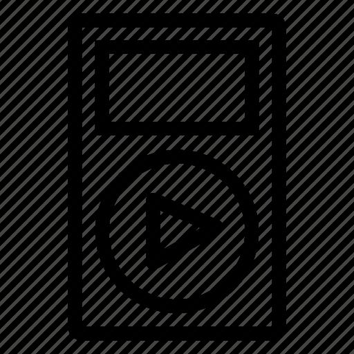 Sound, speakers, apple, nano, ipod, music, mp3 icon