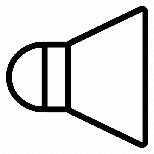 amplifier, announcement, audio, band, sound, speaker, volume icon