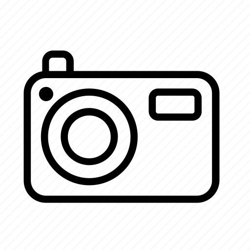 camera, device, digital, electronic, photo, photography, technology icon