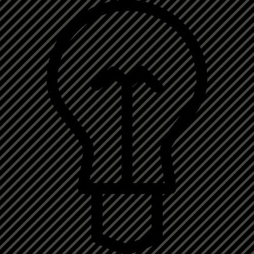bulb, incandescent lamp, incandescent light bulb, incandescent light globe, light, light bulb icon