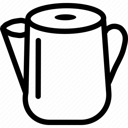 electric kettle, electronic kettle, electronic teakettle, kettle, tea kettle, teakettle, teapot icon