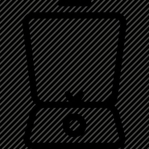 blender, blending machine, grinder, grinding machine, liquidiser icon