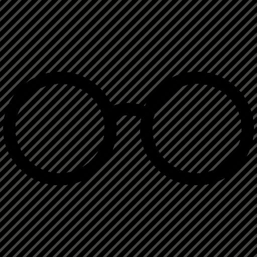 eyeglasses, eyewear, glasses, spectacles icon