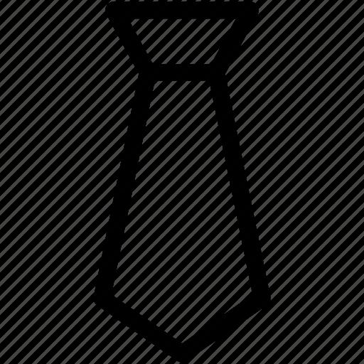 elegant, neck, neck tie, tie icon