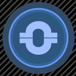 auto, elevator, mechanism, stop icon
