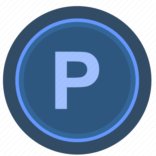 elevator, level, parking icon