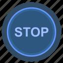 elevator, engine, function, stop