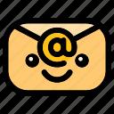 email, address, message, mail, envelope, send