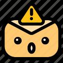 warning, alert, alarm, notification, error, email, communication