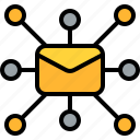 email, connection, message, communication