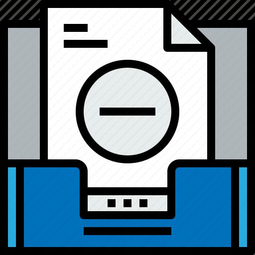 address, communication, inbox, information, mailbox, remove icon