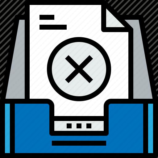 address, communication, inbox, information, mailbox, s, x icon