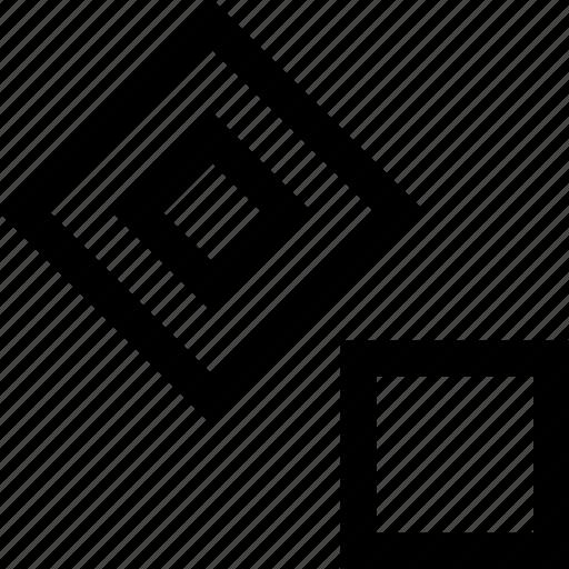 connect, creative, dot, eye icon