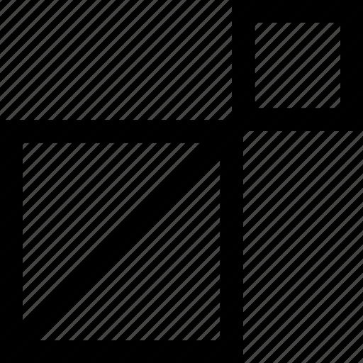 creative, line, two icon