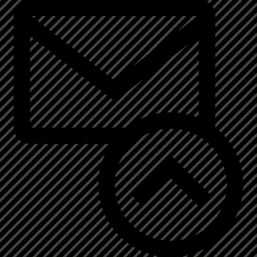 send, sent, up, upload icon
