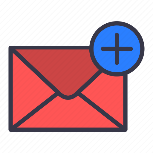 add, compose, email, letter, mail, message, new icon