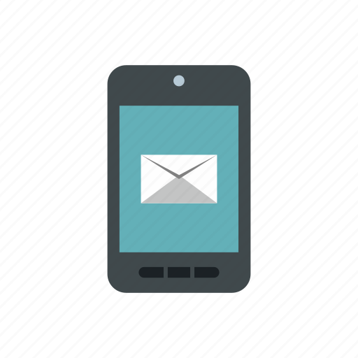 communication, e-mail, internet, mail, message, phone, writing icon
