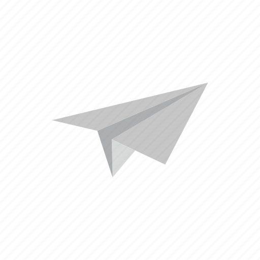 airplane, aviation, flight, fly, paper, plane, travel icon