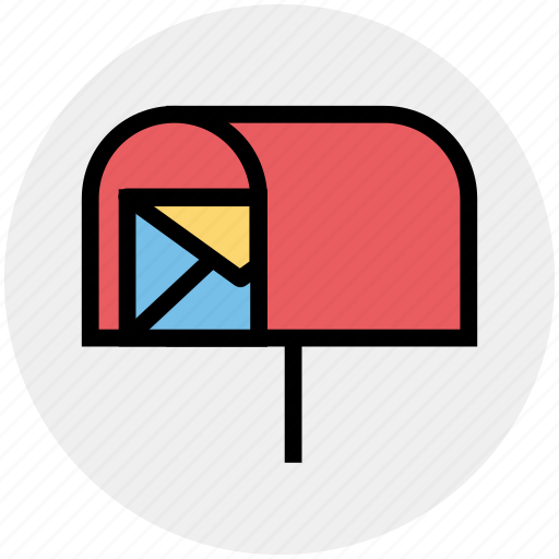 email, envelope, letter, mail post, mailbox, message icon