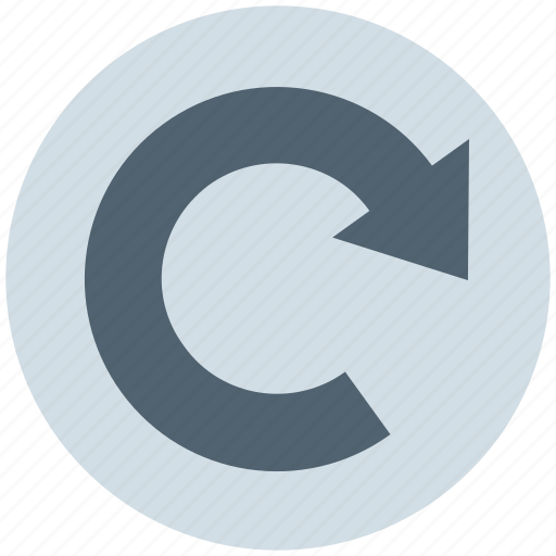 Arrow, circle, refresh, reload, rotate, sync icon - Download on Iconfinder