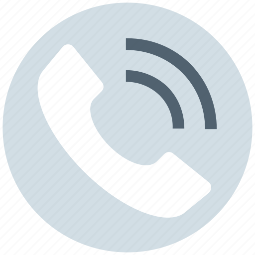 Call, contact, phone, receiver, telephone icon - Download on Iconfinder