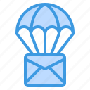 email, envelope, mail, sent, web icon