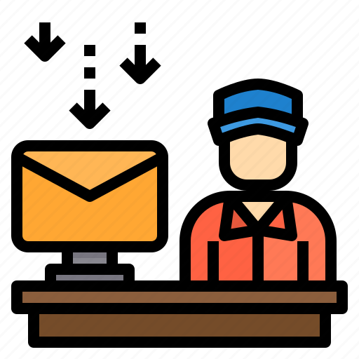 contact, email, envelope, mail, service, web icon