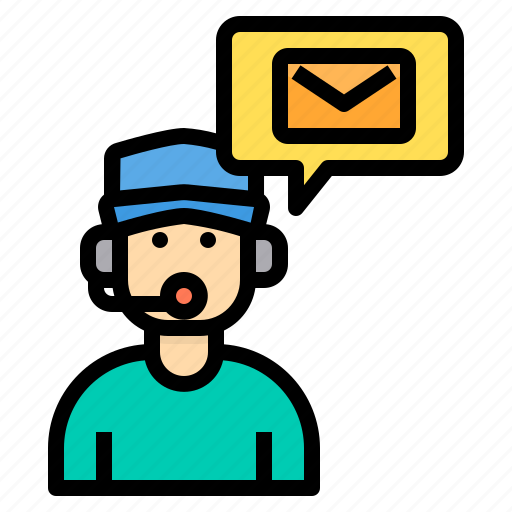 contact, email, envelope, mail, support, web icon