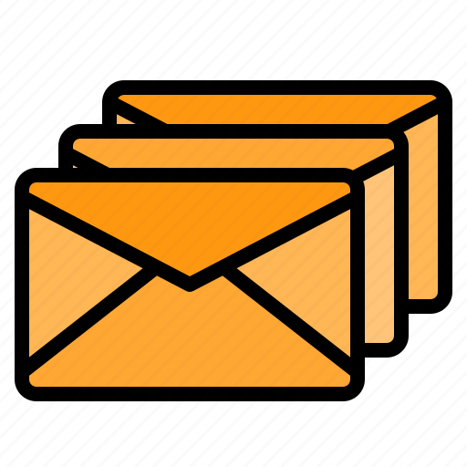 email, envelope, mail, web icon