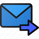 email, forward, mail, send