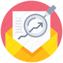 business, communication, email, letter, mail, marketing, message icon